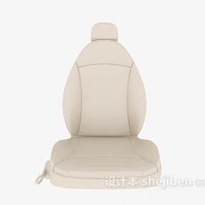 单个汽车座椅3d模型下载