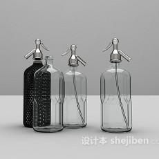 水壶3d模型下载