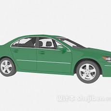 绿色车辆3d模型下载
