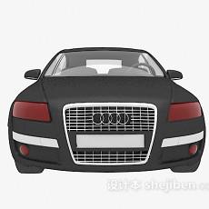 黑色车3d模型下载
