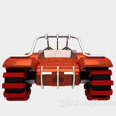 炫酷赛车3d模型下载