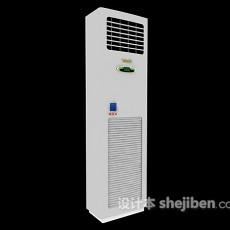立体空调3d模型下载