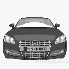 奥迪汽车3d模型下载