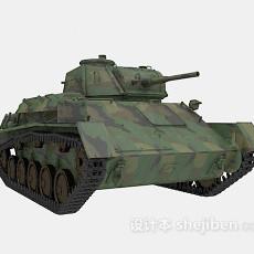 坦克的3d模型下载