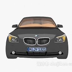 黑色车的3d模型下载