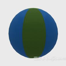 儿童玩具球 3d模型下载