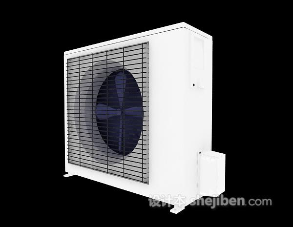 空调风口3dmax模型下载