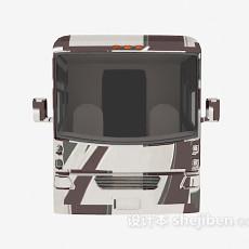 班车汽车3d模型下载