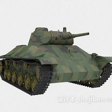 坦克免费3d模型下载