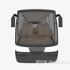 大巴汽车3d模型下载