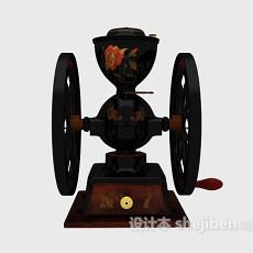 儿童玩具留声机3d模型下载