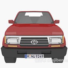 欧式车辆 3d模型下载