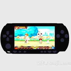 游戏机3d模型下载