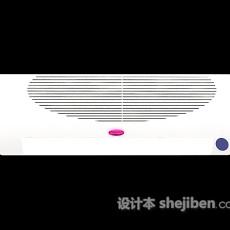 免费空调3d模型下载