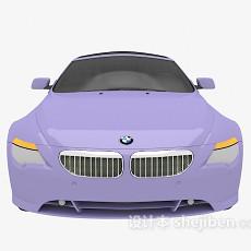紫色车的3d模型下载