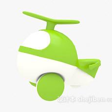塑料玩具3d模型下载