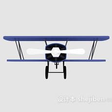 飞机欣赏3d模型下载