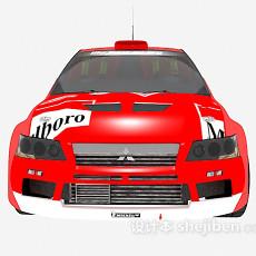 赛车跑车3d模型下载