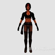 希腊美女3d模型下载