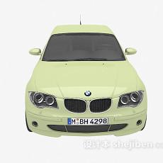 宝马车的3d模型下载