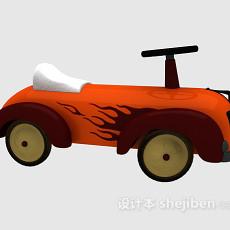 儿童玩具小车 3d模型下载