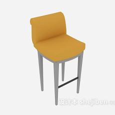 高脚椅推荐3d模型下载