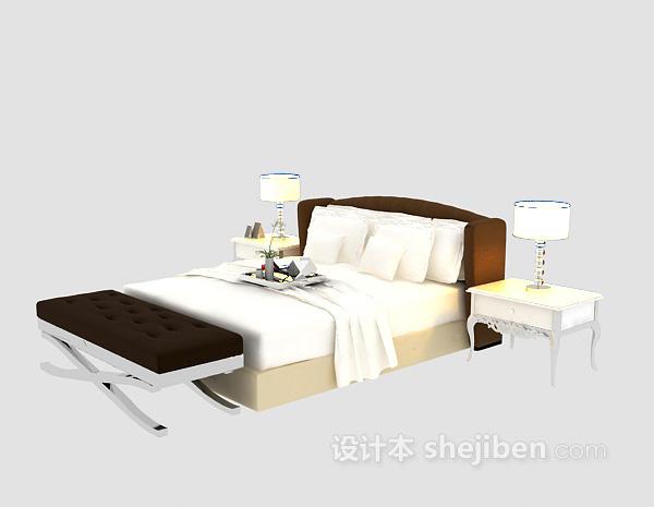 木质家具3d模型下载