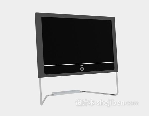 电子显示器3d模型下载