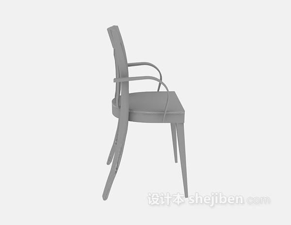 休闲椅模型免费下载