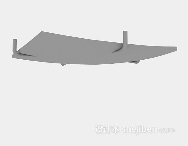 吸顶灯3d模型下载