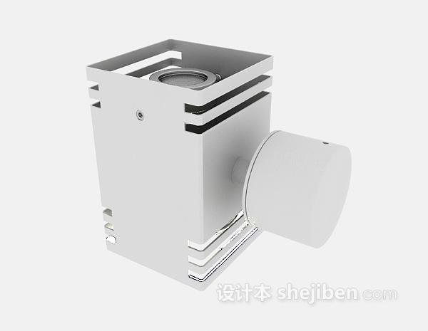 电器机械3d模型