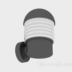 筒灯3d模型下载