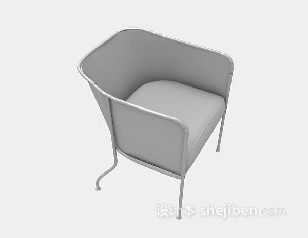现代家居椅3d下载