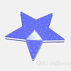五角星装饰3d模型下载