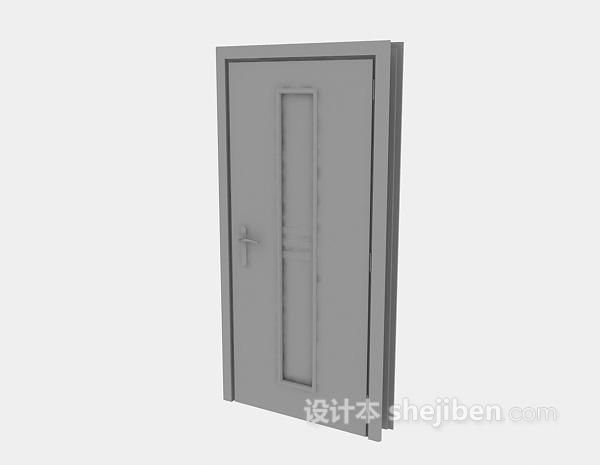 家居门3d模型下载