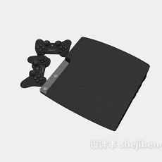 游戏遥控手柄3d模型下载