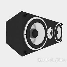 音响设备3d模型下载