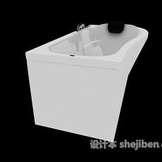 家居浴缸3d模型下载
