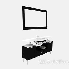 限度地浴柜、浴镜3d模型下载
