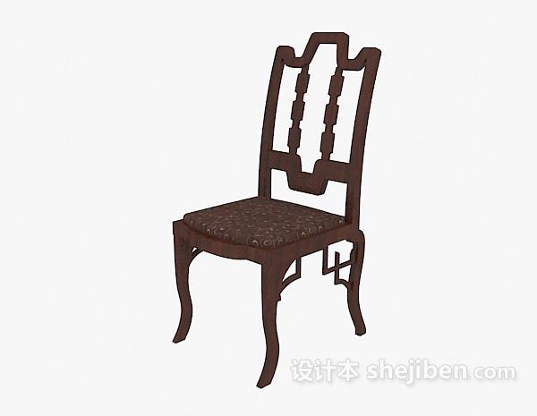 地中海风格家居椅