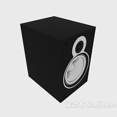 家庭音箱3d模型下载