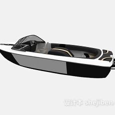 海上游艇3d模型下载