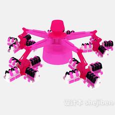 抓取机玩具3d模型下载