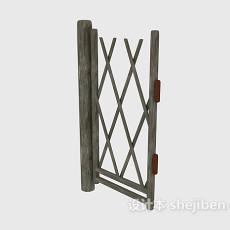 栏杆们3d模型下载