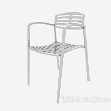 单人休闲椅3d模型下载