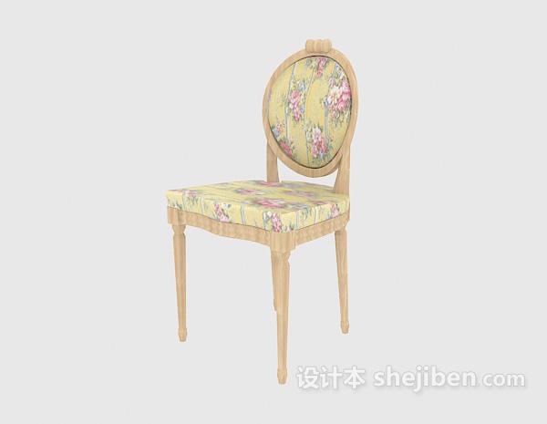 花纹宴会餐椅