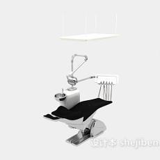 牙科医疗器械3d模型下载