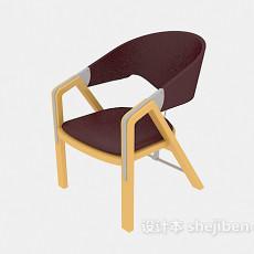 洽谈椅3d模型下载