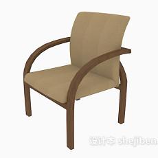 沙发垫扶手椅3d模型下载