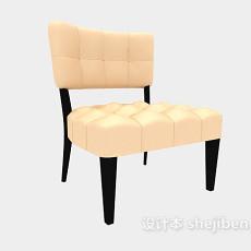美式家居椅3d模型下载